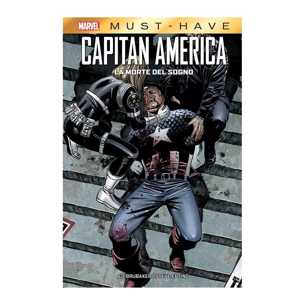 Capitan America: La morte del Sogno (Marvel Must-Have)