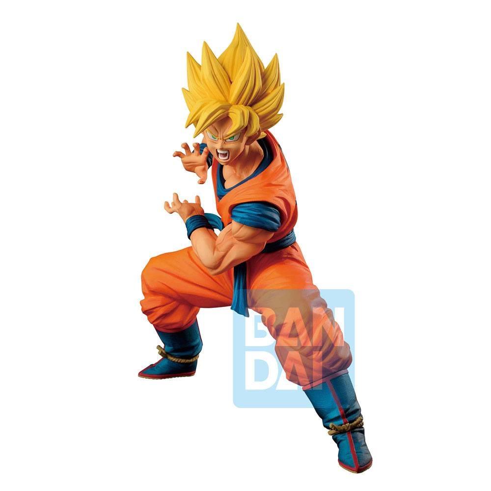 Dragon Ball Super - SS Son Goku Ultimate - Figure Ichibansho
