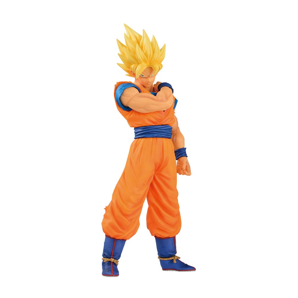 Dragon Ball Z - SS Son Goku - Figure Resolution of Soldiers vol. 1