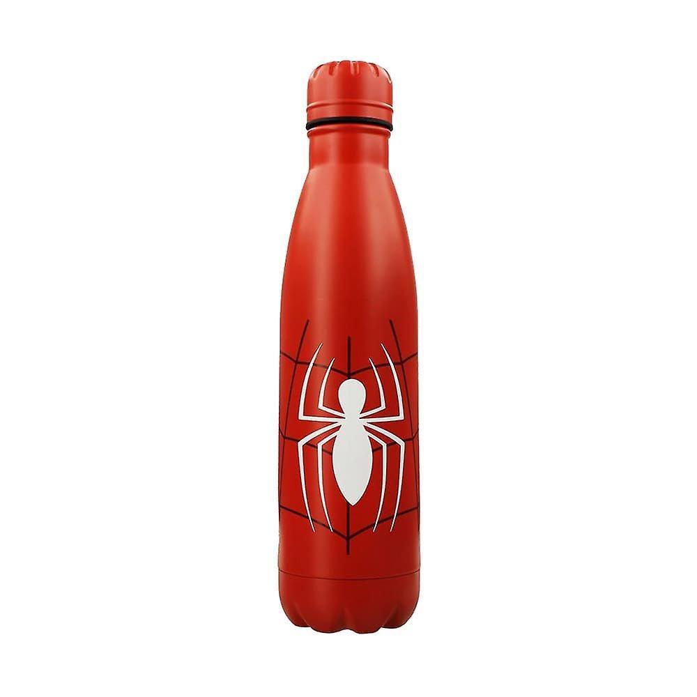 Bottiglia Acciaio Inox Spiderman (550ml)