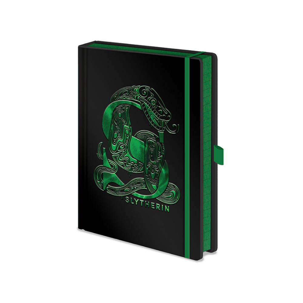 Notebook A5 Premium - Serpeverde