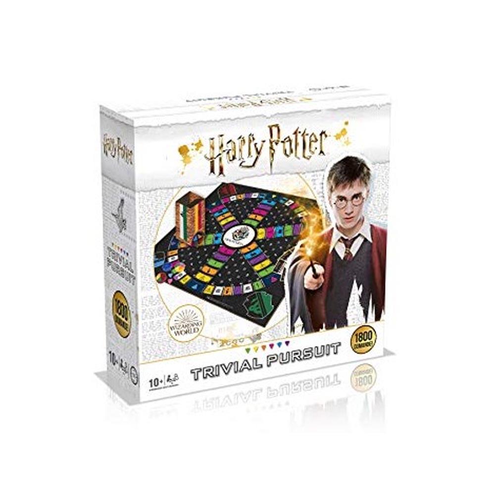 Trivial Pursuit - Harry Potter 1800 Domande