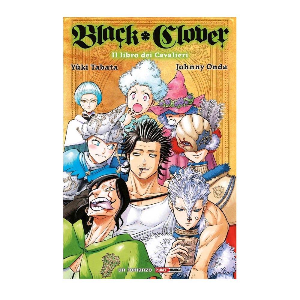 Black Clover - Il libro dei Cavalieri