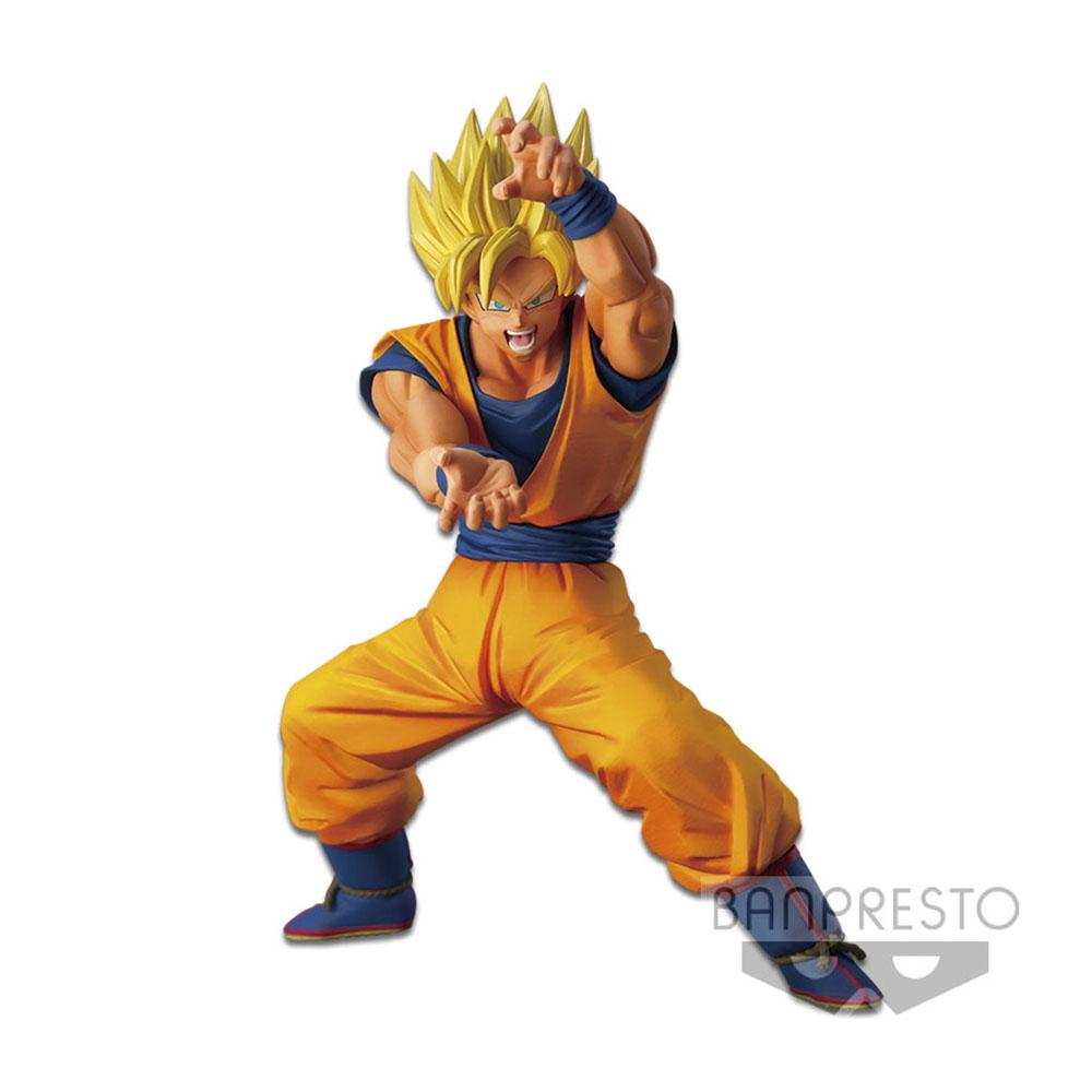 Dragon Ball Super - Chosenshiretsuden - Super Saiyan Son Goku 16cm (preorder)