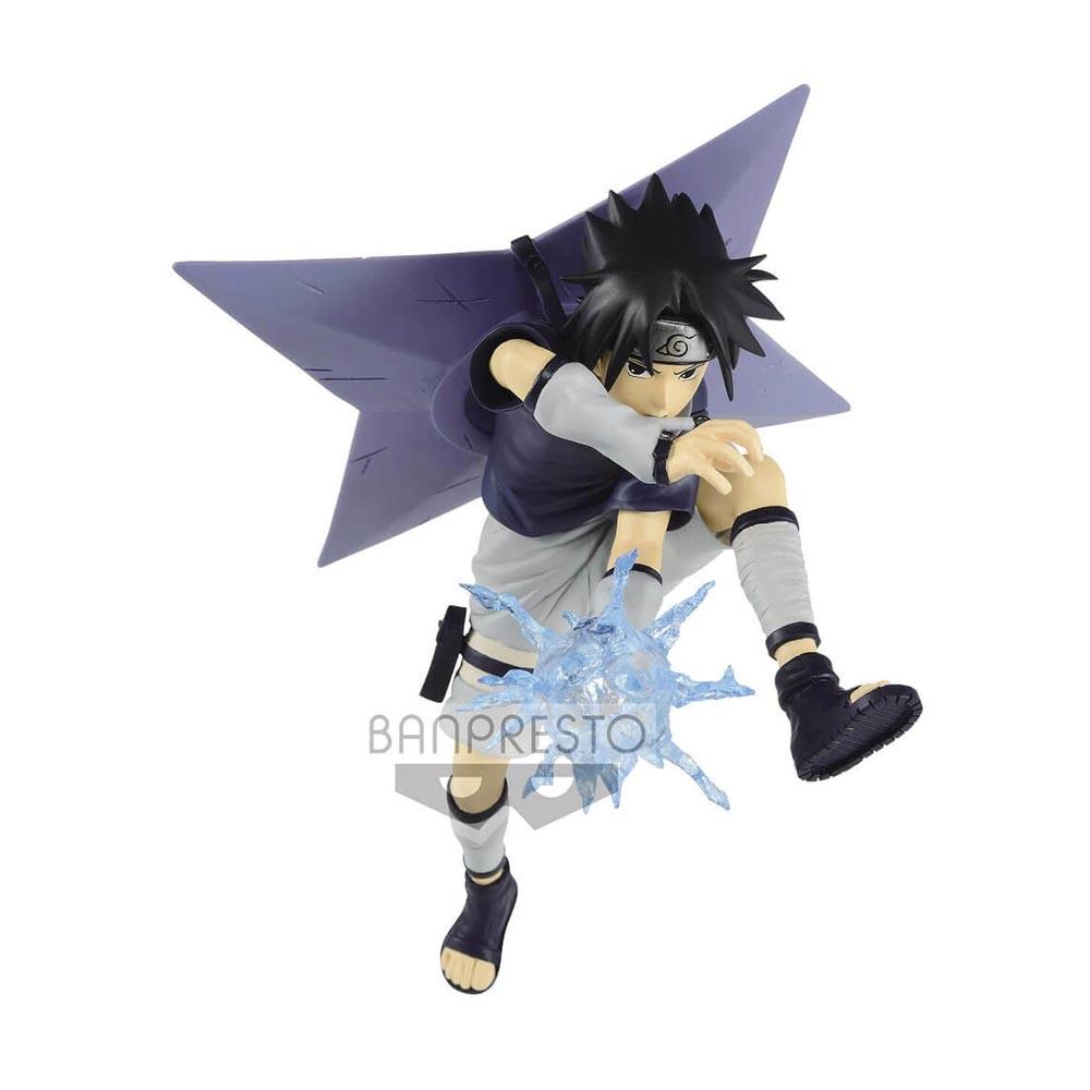Naruto – Vibration Stars – Uchiha Sasuke Figure