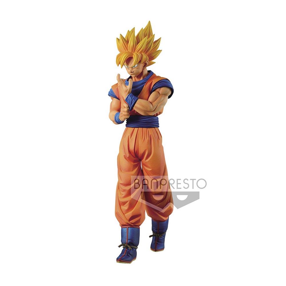 Dragon Ball Z – Solid Edge Works – Goku Super Saiyan Figure