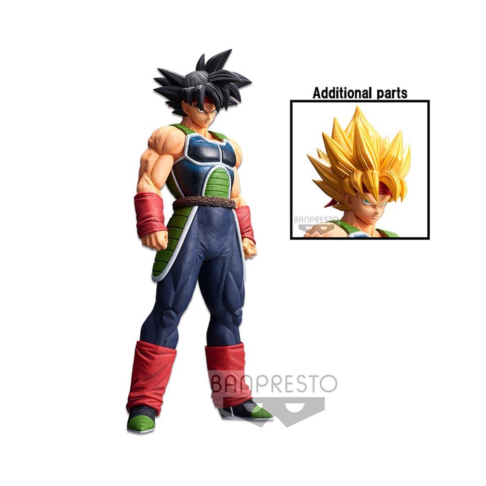 Dragon Ball Z - Resolution of Soldiers - Grandista - Bardock 28cm Banpresto (preorder)