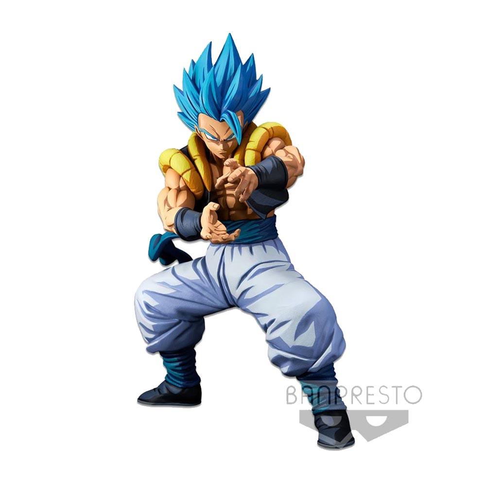 Dragon Ball Super - Super Master Stars Piece Two Dimensions - Gogeta 24cm Banpresto (preorder)