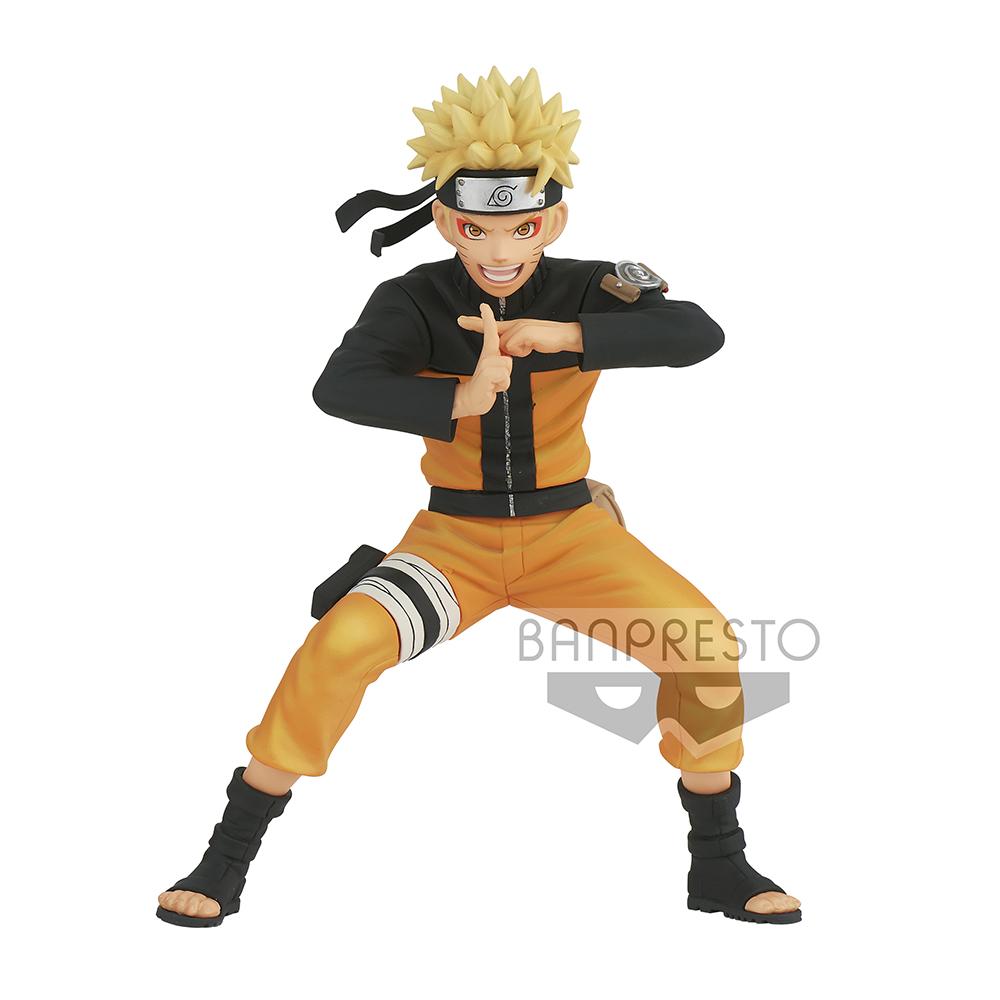 Naruto - Vibation Star - Naruto Uzumaki 17cm (preorder)