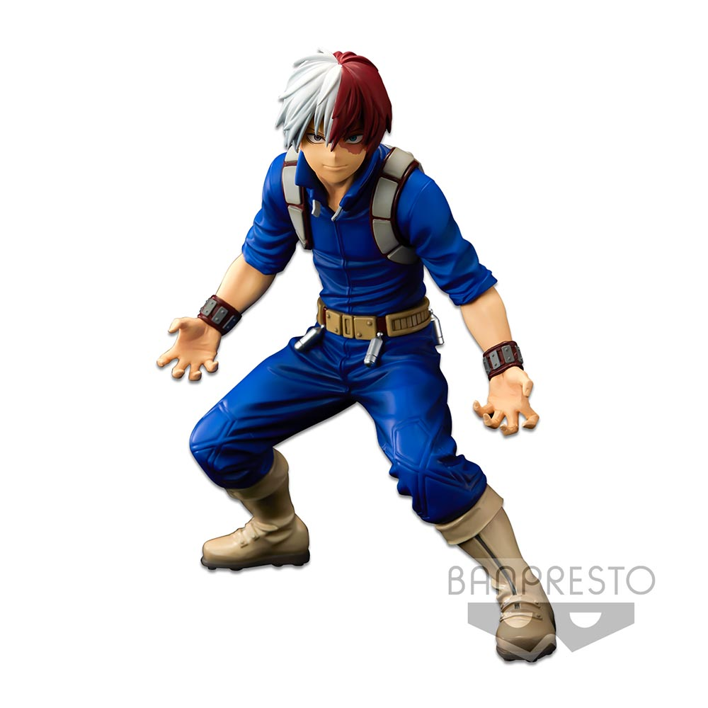 My Hero Academia - Super Master Stars Piece (The Brush) - Shoto Todorki 21cm (preorder)