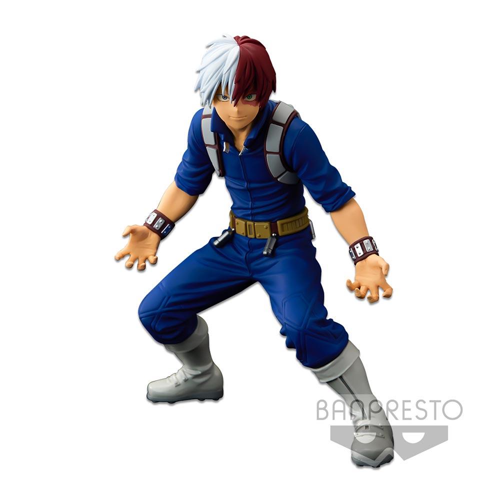 My Hero Academia - Super Master Stars Piece (The Anime) - Shoto Todorki 21cm (preorder)