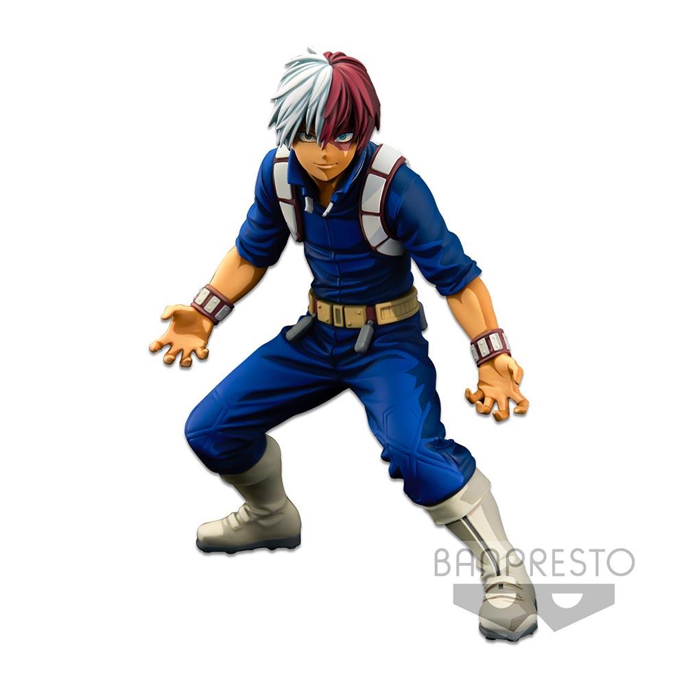 My Hero Academia - Super Master Stars Piece (Two Dimensions) - Shoto Todorki 21cm (preorder)