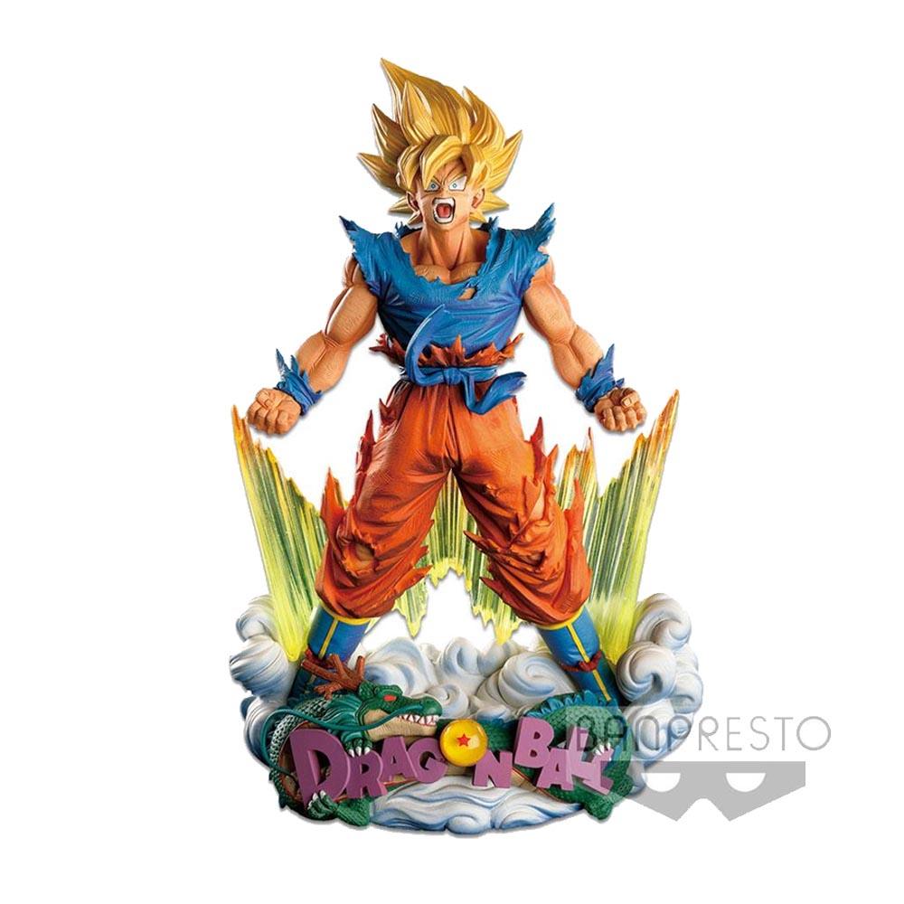 Dragon Ball Z - Master Stars Diorama - The Son Goku The Brush 18cm Banpresto (preorder)