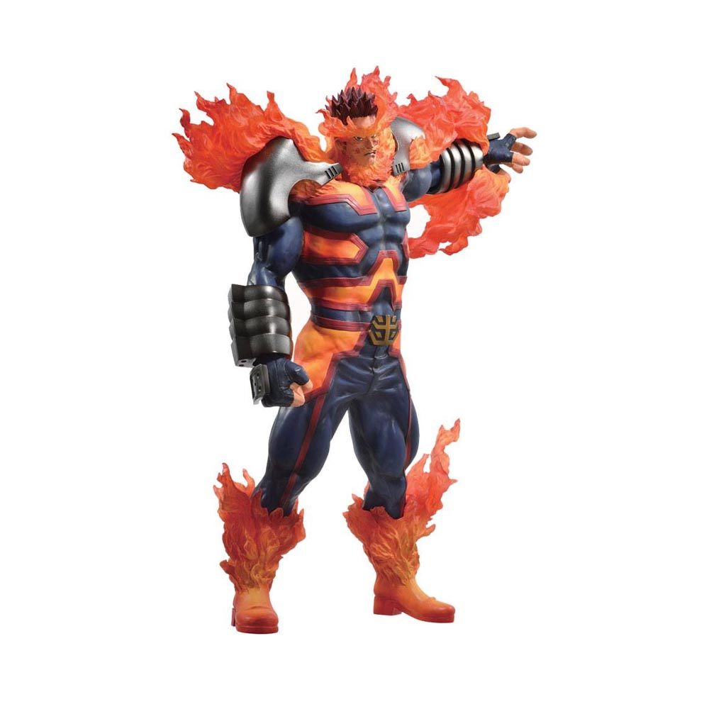 My Hero Academia - The Movie World Heroes Mission - Endeavor (preorder)