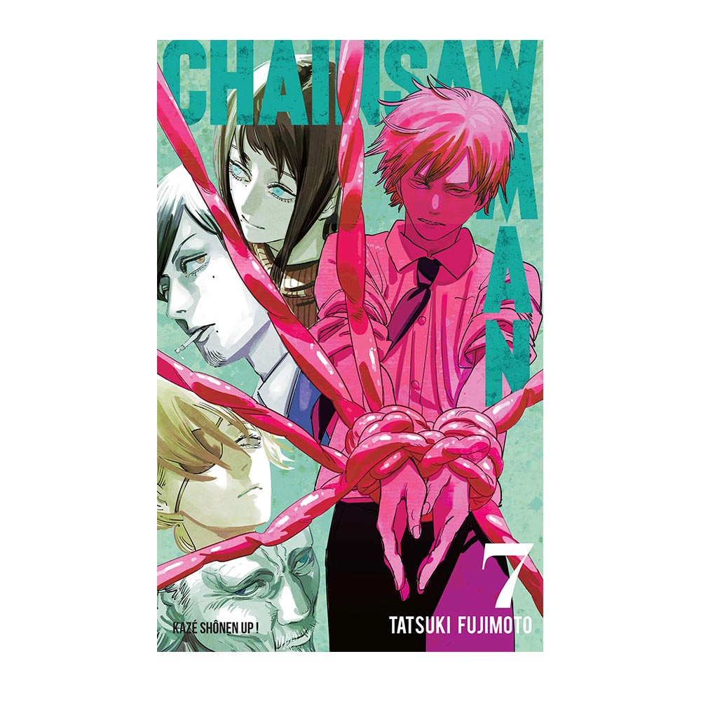 Chainsaw Man vol. 07 (preorder)