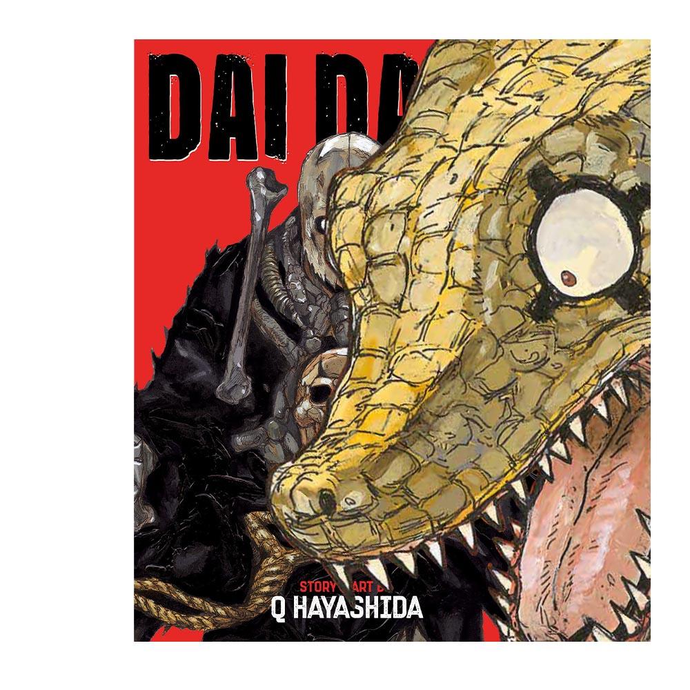 Dai Dark vol. 01 + Dorohedoro vol. 01 Variant (preorder)