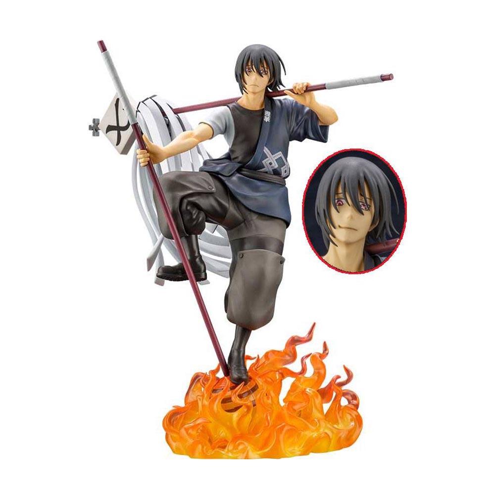 Fire Force - ARTFX J - Shinmon Benimaru Bonus Edition 27cm Scala 1/8