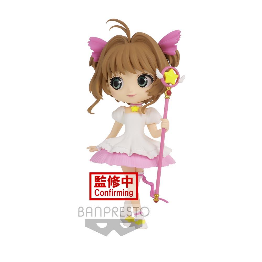 Card Captor Sakura - Q Posket (A) - Sakura Kinomoto 14cm (preorder)