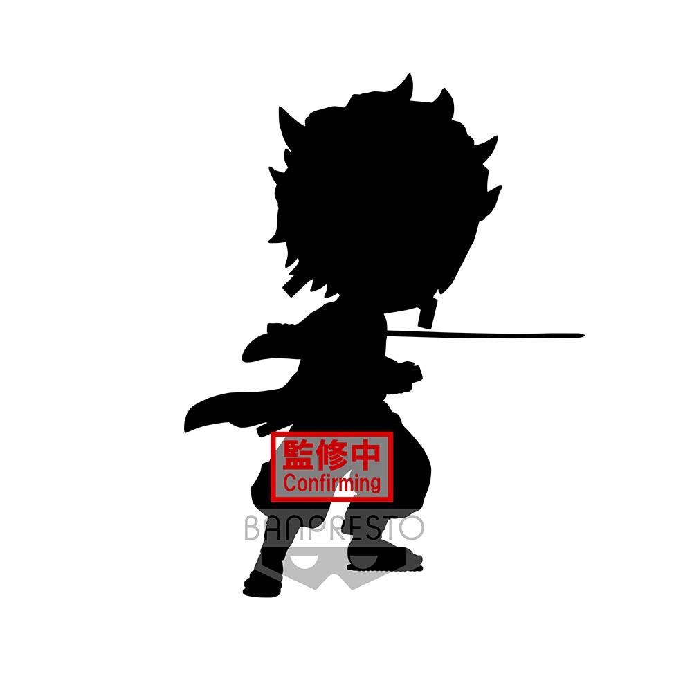 Demon Slayer - Q Posket (A) - Tanjiro Kamado 14cm (preorder)