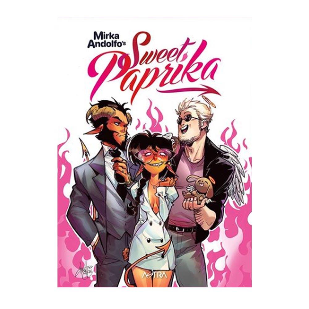 Sweet Paprika vol. 02 (preorder)